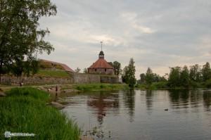 Приозерск. Крепость Корела