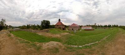 Корела. Панорама