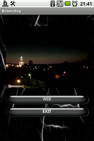 Скриншот приложения (Вебкамера для Android)