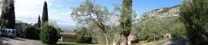 Панорама. Residence Parco Del Garda