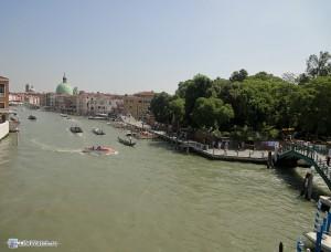 Таким видом встречает Вас Венеция