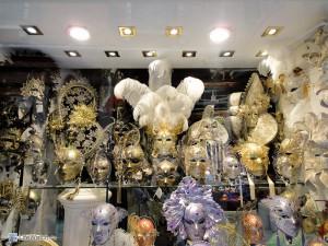 Знаменитые венецианские маски