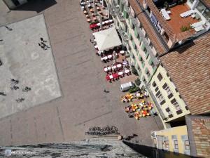 Вид с башни в Рива дель Гарда