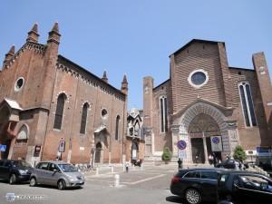 Chiesa di Santa Anastasia — Церковь Святой Анастасии