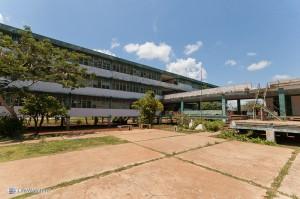 Кубинская школа в поле