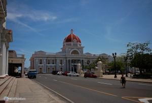 Дворец правительства. Сьенфуэгос