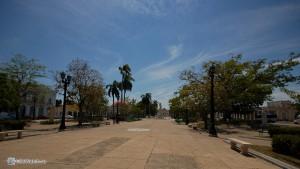 Центральная площадь г.Сьентфуэгос
