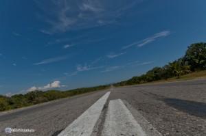 Дорога. Провинция Санкти Спиритус