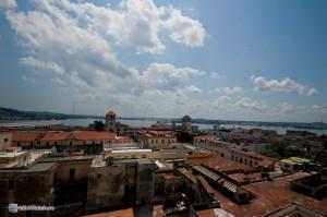 Вид на бухту Гаваны