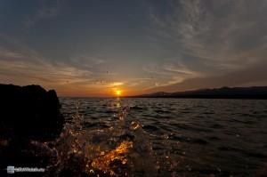 Лучший закат за мою поездку, Ла Бока близ Тринидада