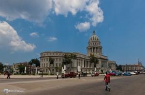Капитолий. Гавана
