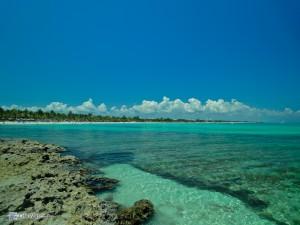 Воды Атлантического океана на Кубе. Сказка