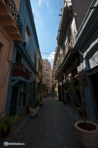 Гавана. улица Aguiar