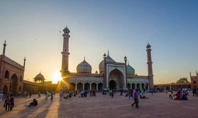 Дели - столица Индии.